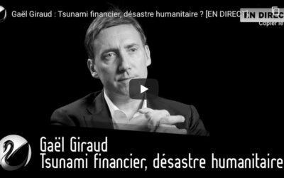 Vidéo | Thinkerview : tsunami financier, désastre humanitaire?