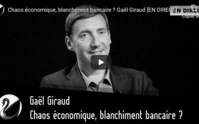 Vidéo | Thinkerview : chaos économique, blanchiment bancaire ?