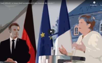 Vidéo | Gaël Giraud : le Green Deal européen a-t-il des chances de succès?